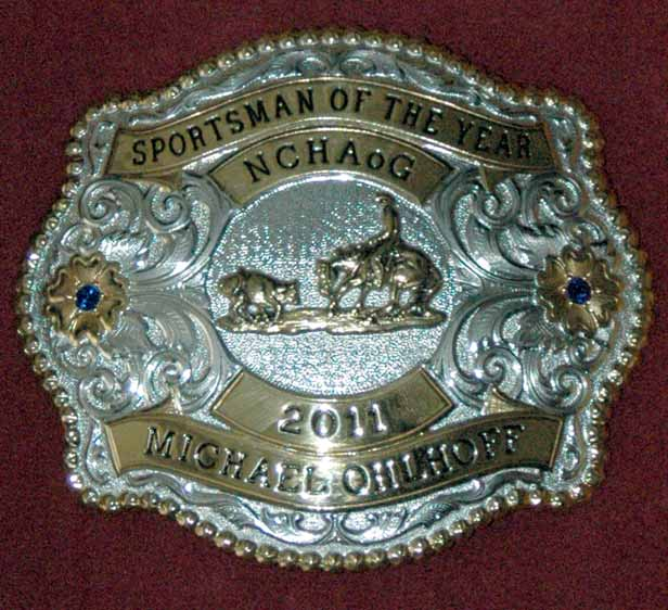sportsman buckle